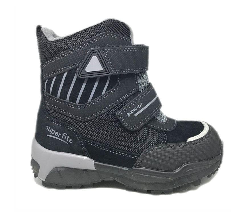 46652c61a4a Sorte/grå Superfit vinterstøvler. Køb vinterstøvler Nu