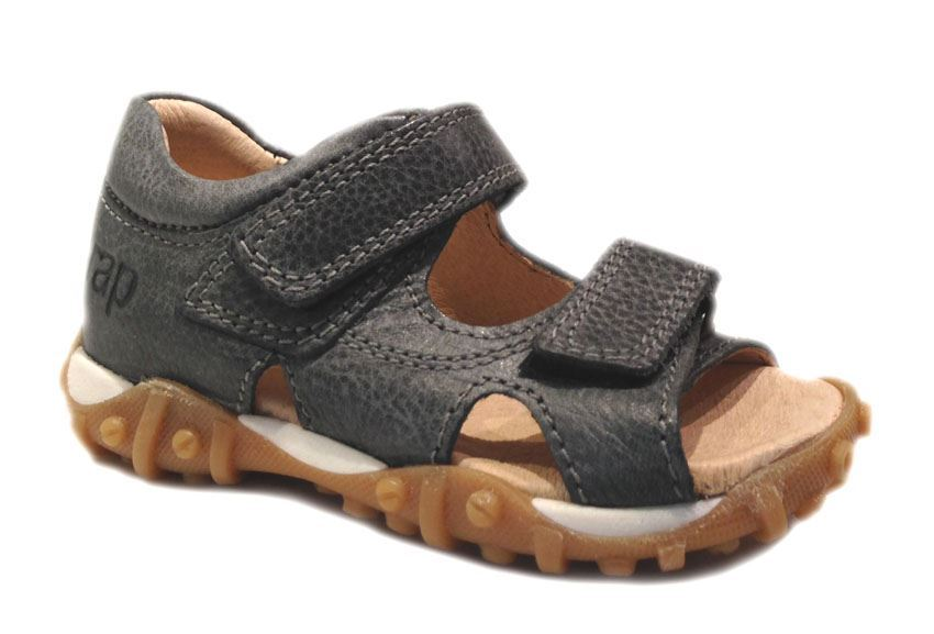 228b041a9771 Arauto Rap koksgrå trecking sandal til smalle fødder.