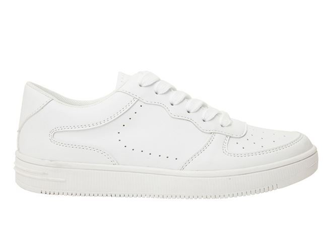 Duffy / Network hvide sneakers