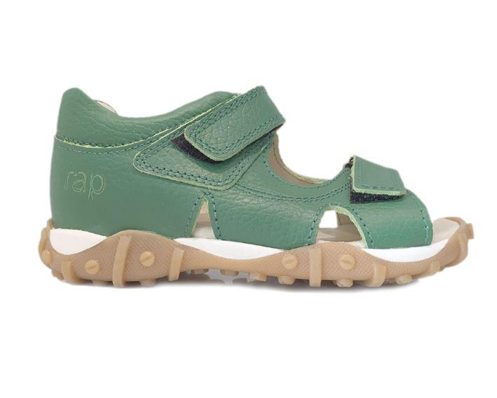 822cc109b5e0 Arauto Rap grøn trecking drengesandal - støtte til foden
