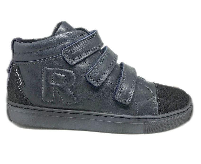 945673b6d92 Arauto Rap navy basketstøvler med for og tex-membran