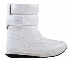 Rubberduck Sporty Snowjoggers, quilted, star white