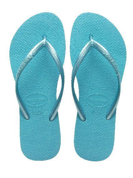 f860dda7c2b Havaianas Kids Slim Ocean Grøn, klip-klap (flip-flop) - NETSKO - Sko ...