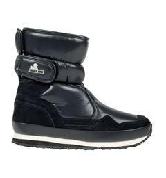 Rubberduck Sporty Snow Jogger faux black - vinterst�vle, sort