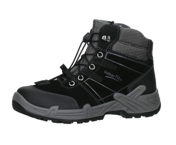 e00496d86f7e Superfit basketstøvler. Sorte vinterstøvler. Køb her.