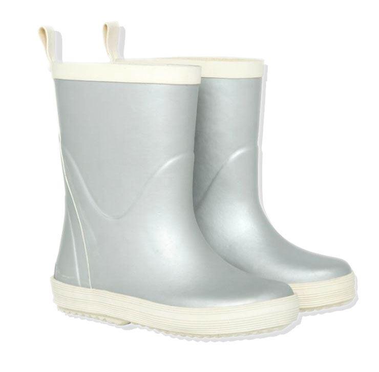 a1e5062f7a91 Celavi sølv gummistøvler. Køb sølv gummistøvler her.
