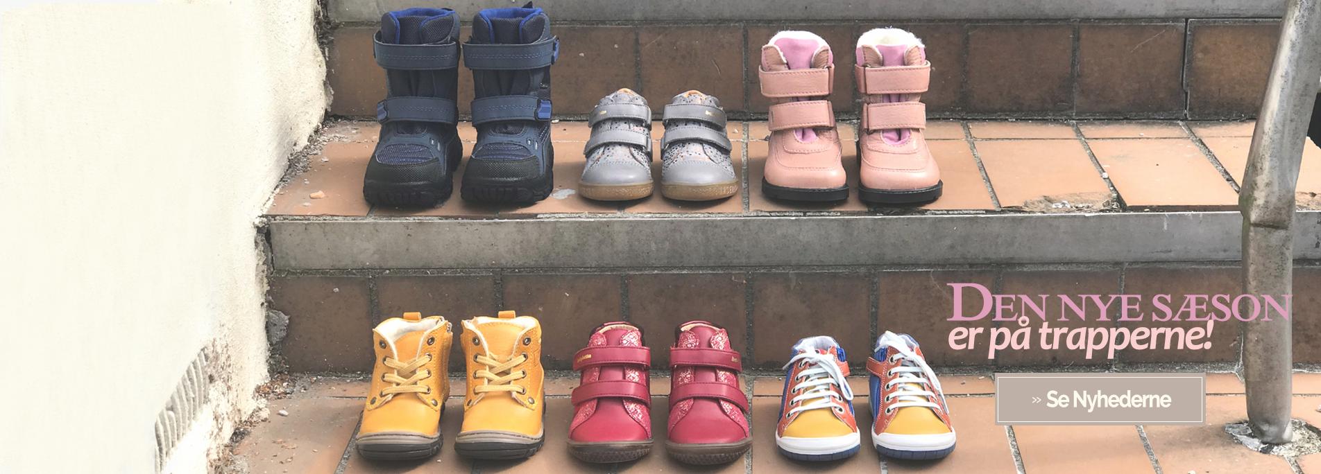 NETSKO Sko til kvinder og børn stort udvalg af sko