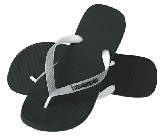 Havaianas Kids Top Mix sort/grå, klip-klap (flip-flop)